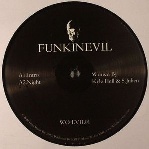FUNKINEVIL aka KYLE HALL/FUNKINEVEN - Night