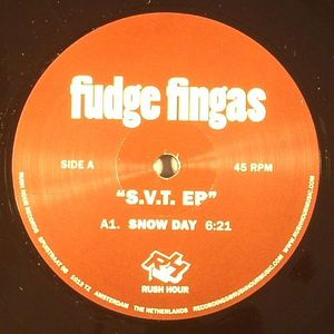 FUDGE FINGAS - SVT EP