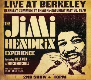 JIMI HENDRIX EXPERIENCE, The - Live At Berkeley