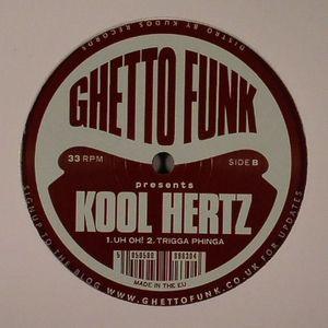 KOOL HERTZ - Ghetto Funk Presents Kool Hertz