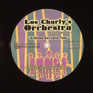 LOS CHARLY'S ORCHESTRA - The Latin Edition Vol 2