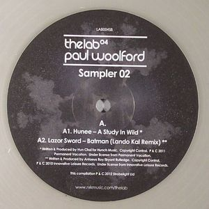 WOOLFORD, Paul/HUNEE/LAZOR SWORD/BILLY SHANE/NB FUNKY - The Lab 04 Sampler 02