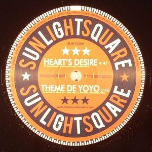 SUNLIGHTSQUARE - Heart's Desire