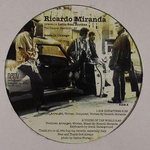 MIRANDA, Ricardo presents LATIN SOUL BROTHAS - The Smooth Beatdown EP