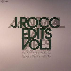J ROCC/ANTONYM/HARD CORPS/CRASH COURSE IN SCIENCE/DAS DING - The Minimal Wave Tapes: J Rocc Edits Vol 1