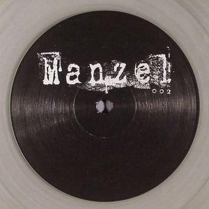 Cover art - Manzel: EP