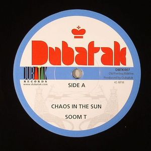SOOM T/THRILLER U - Chaos In The Sun (Old Feeling Riddim)