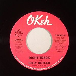 BUTLER, Billy - Right track