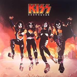 KISS - Destroyer Resurrected