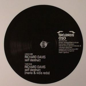 DAVIS, Richard - Self Destruct