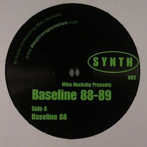 HUCKABY, Mike - Baseline 88-89