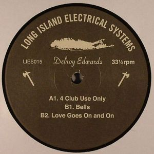 EDWARDS, Delroy - 4 Club Use Only EP