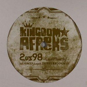 KINGDOM AFROCKS - 2 vs 98: Loud Minority!