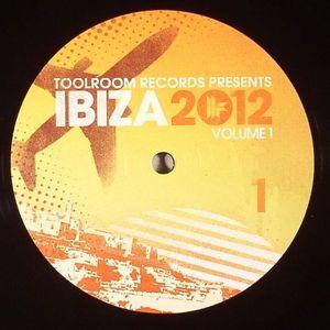 LARSE/FEDERICO SCAVO/POPOF/OLIVER GIACOMOTTO/RENE AMESZ/JASPER CLASH - Ibiza 2012 Sampler 1/2