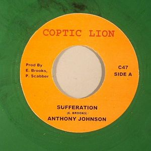 JOHNSON, Anthony - Sufferation