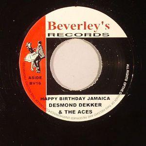 DEKKER, Desmond/THE ACES - Happy Birthday Jamaica