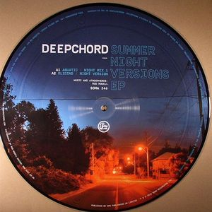 DEEPCHORD - Summer Night Versions EP