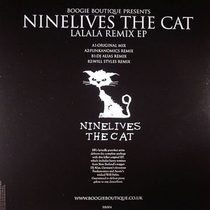 NINELIVES THE CAT - Lalala Remix EP
