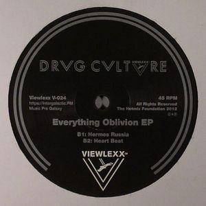 DRVG CVLTVRE - Everything Oblivion EP