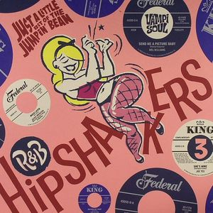MR FINE WINE/VARIOUS - R&B Hipshakers Vol 3: Just A Little Bit Of The Jumpin' Bean