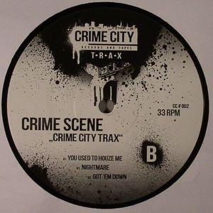 CRIME SCENE - Crime City Trax