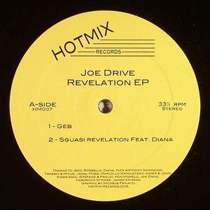 DRIVE, Joe - Revelation EP