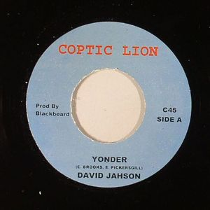 JAHSON, David - Yonder