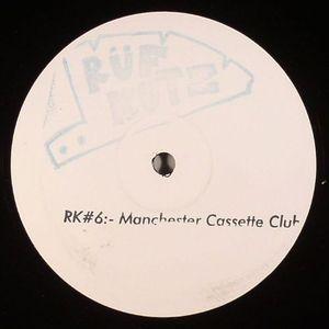 RUF DUG/STE SPANDEX/PRESTON BROOKS/BROOKS & SPANDEX - The Manchester Cassette Club