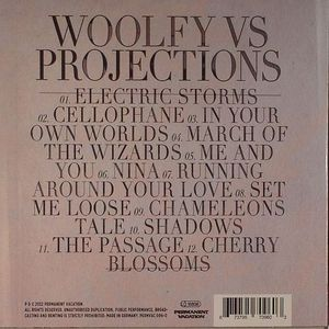 WOOLFY vs PROJECTIONS - The Return Of Love