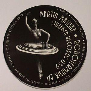 MATISKE, Martin - Robotermusik EP