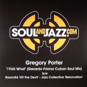 PORTER, Gregory/JAZZ COLLECTIVE/ROOM 56 - 1960 What