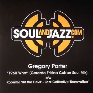PORTER, Gregory/ROOM56/JAZZ COLLECTIVE - 1960 What?