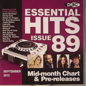 VARIOUS - Essential Hits 89 Mid Month Chart & Pre Releases (Strictly DJ Only)