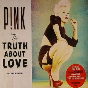 P!NK aka PINK - The Truth About Love