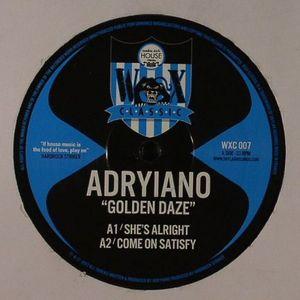 ADRYIANO - Golden Daze