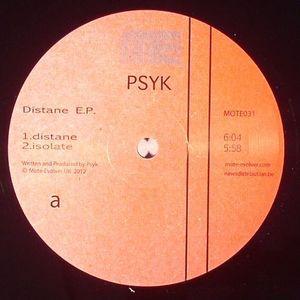 PSYK - Distane EP