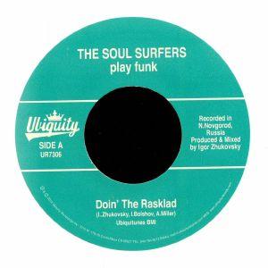 SOUL SURFERS, The - Doin' The Rasklad