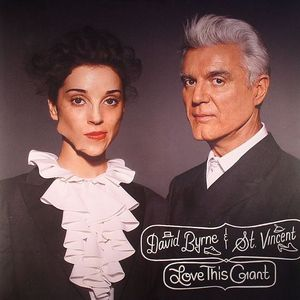 BYRNE, David/ST VINCENT - Love This Giant