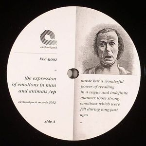 PLANT43/VALMASS/YARD - The Expression Of Emotions In Man & Animals EP