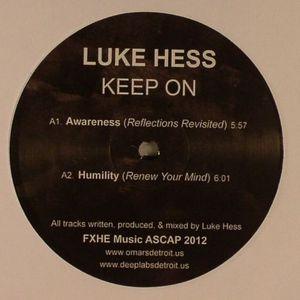 HESS, Luke - Keep On