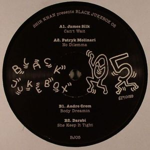 SILK, James/PATRYK MOLINARI/ANDRE CROM/DARABI - Black Jukebox 05