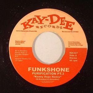 FUNKSHONE - Purification (part 3 & 4) (Kenny Dope remix)