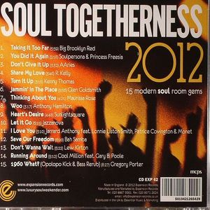 Various Soul Togetherness 2012 Vinyl At Juno Records