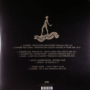 VARIOUS - Only 4 U: The Sound Of Cajmere & Cajual Records 1992-2012