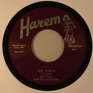 ELLIS, Ray/THE SHEIKS - The Sheik
