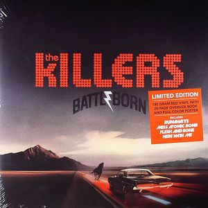 The Killers Battle Born Vinyl At Juno Records