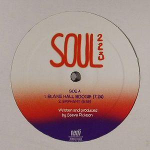 SOUL 223 - Blake Hall Boogie EP