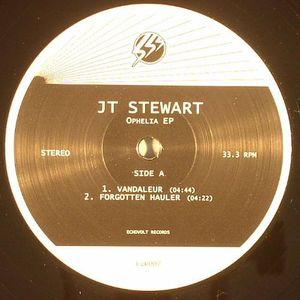 JT STEWART - Ophelia EP