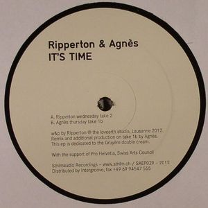 RIPPERTON/AGNES - It's Time