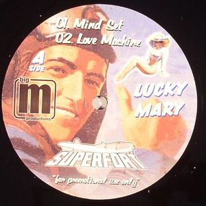 SUPERFORT - Lucky Mary EP